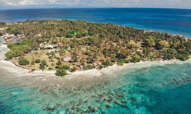 Isla Múcura, un paraíso terrenal