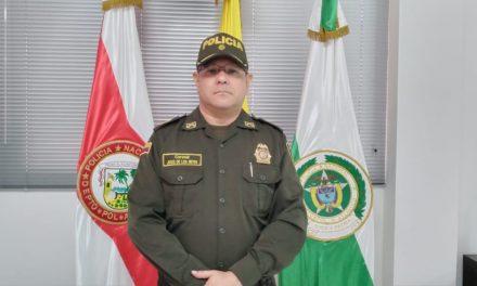Un sabanalarguero asume como comandante de la Policía Atlántico