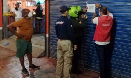 Policía interviene fiesta clandestina en Bayunca