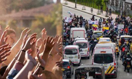 Se prohíben los bloqueos de vías como parte de la protesta social.