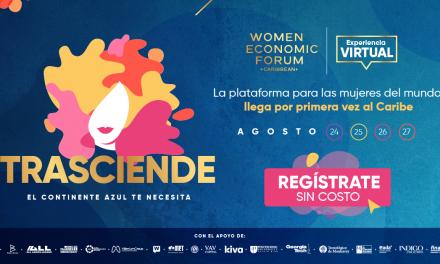 WEF Caribe un evento gratuito que impulsa el liderazgo empresarial y social de mujeres en sus comunidades