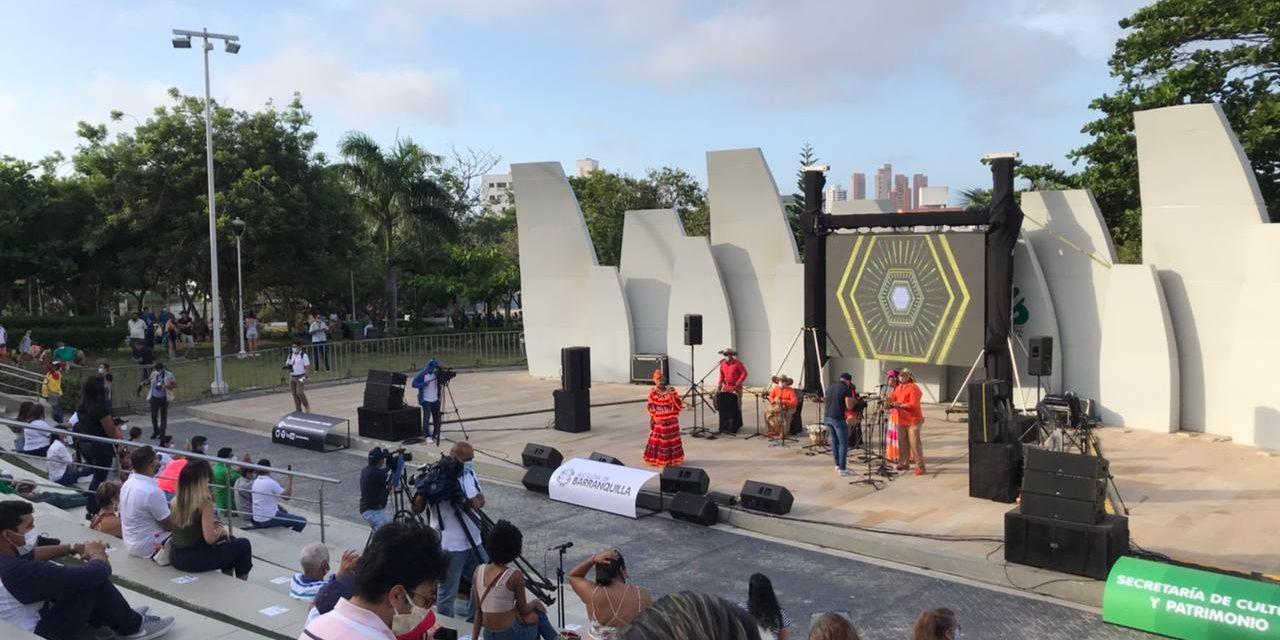 Barranquilla le da bienvenida al nuevo comienzo con el primer concierto presencial
