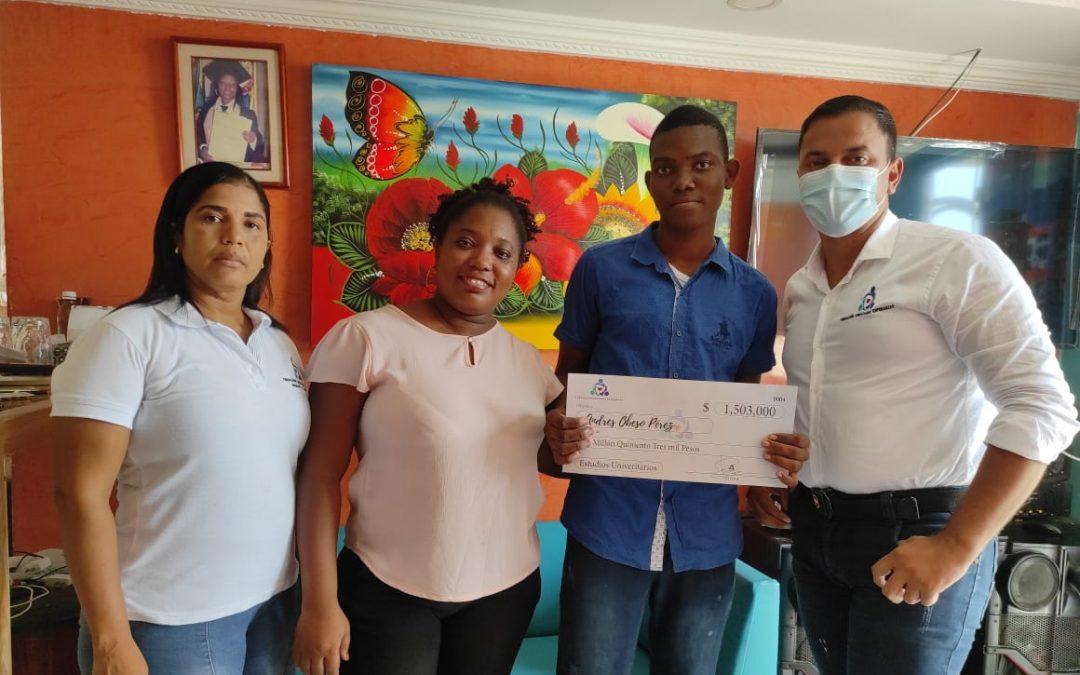 Fundación Abrazando Esperanza, comprometida con la juventud cartagenera