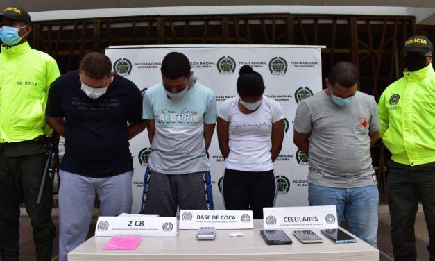 Desarticulan banda de Los Socios en Cartagena
