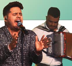 Los Inquietos del Vallenato celebran su trayectoria musical estrenando «Evolución de una Historia»