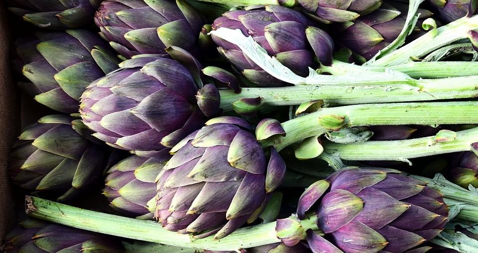 Efectos positivos de la alcachofa para adelgazar