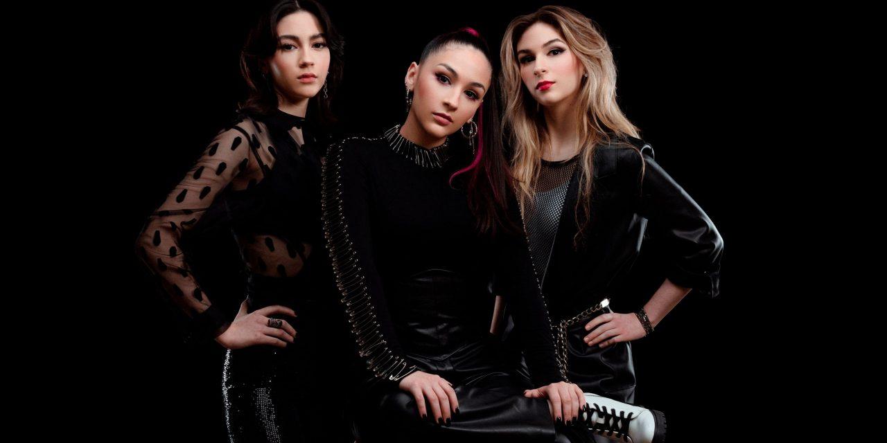 La banda mexicana ´The Warning' estrena nuevo sencillo titulado «Choke»