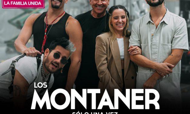 La familia Montaner juntos en un mismo escenario