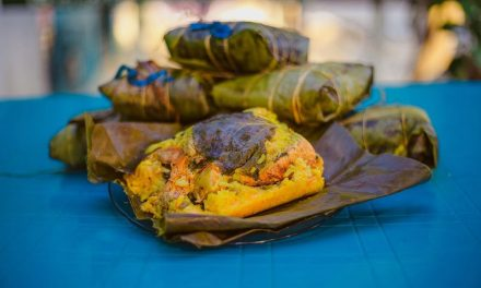 Festival del pastel en Pital de Megua, todo un éxito