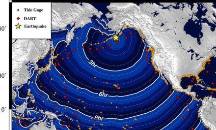 Terremoto de magnitud 8,2 en las costas de Alaska