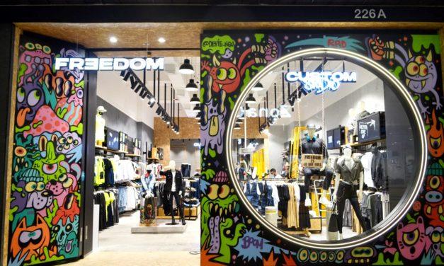Freedom, una marca que acompaña a los colombianos a vestirse desde sus ideas, sentimientos y pasiones