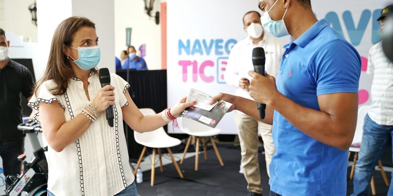 MinTic y la Gobernación de Bolívar regalan 20.000 sim cards a estudiantes y mujeres de estratos 1 y 2