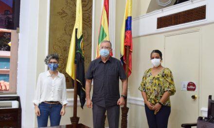 IPCC y la Universidad de Cartagena firman convenio para fortalecer el patrimonio cultural del Distrito