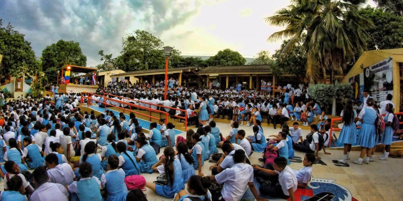 Más de 50 estudiantes de IESAS logran ingresar a la Universidad de Cartagena