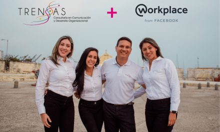 La empresa cartagenera 'Trensas Consultores' es partner oficial de 'Workplace From Facebook' en Colombia