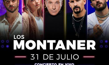 Los Montaner: toda la familia unida en un concierto
