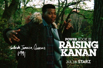 """Ya se puede disfrutar del tráiler de """"Power Book III: Raising Kanan"""""""