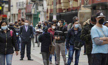 Colombia está entre los países a los que peor les ha ido con la pandemia