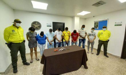 """La Policía de Barranquilla da fuerte golpe a los homicidios, desmantelando la banda """"Los Bros"""""""