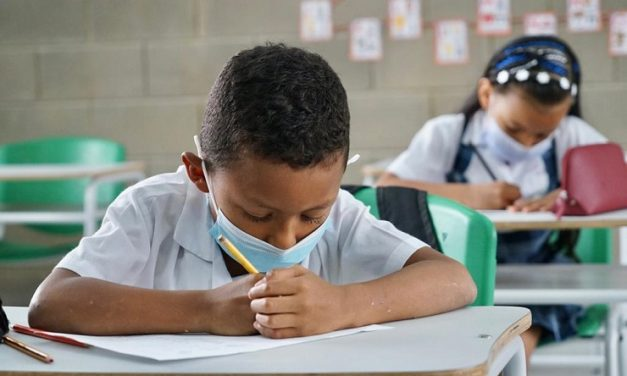 Aplazan regreso a clases presenciales en Cartagena
