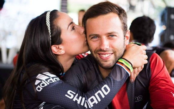 Mariana Pajón y Vincent Pelluard amenazados durante los Olímpicos