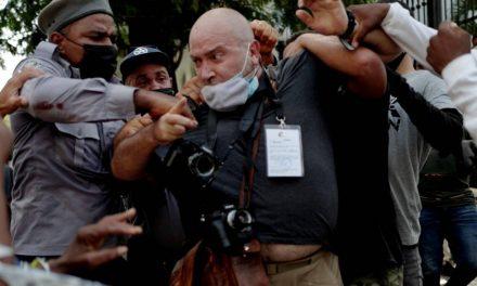 Gobierno Nacional se pronuncia por protestas en Cuba