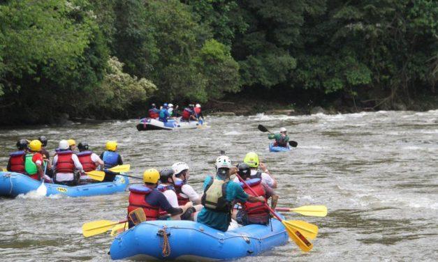 Trágica muerte de turista durante práctica de rafting