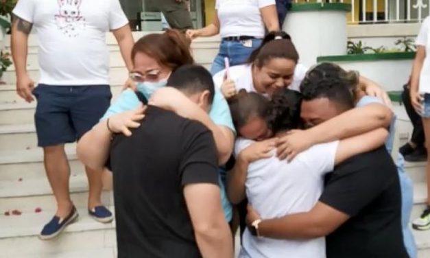 """Trabajadores de salud secuestrados por trampa de """"pruebas Covid"""""""