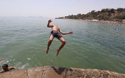 En Túnez se registra la segunda temperatura más alta del mundo: 50,2 grados