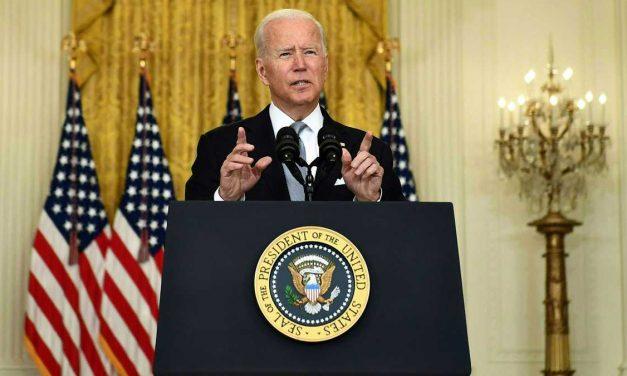 Biden apoya retiro de EE. UU. de Afganistán
