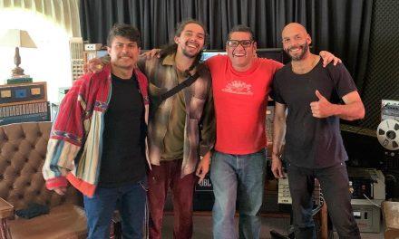 """Ácido Pantera presenta """"Revolución Musical"""" junto a Pernett"""