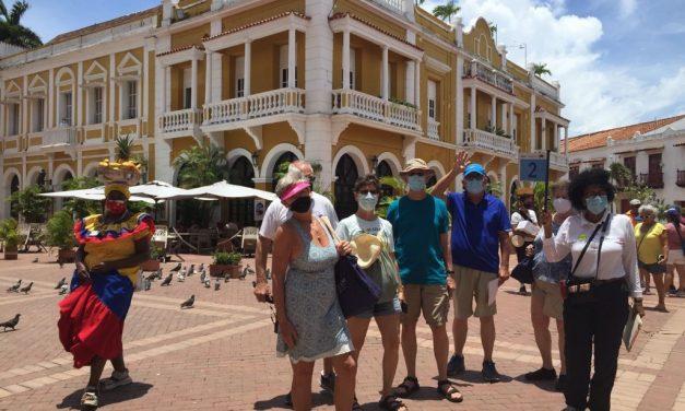 Cartagena disfruta nuevamente de la industria naviera