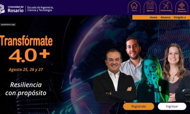 Evento estratégico sobre Transformación Digital: resiliencia con propósito