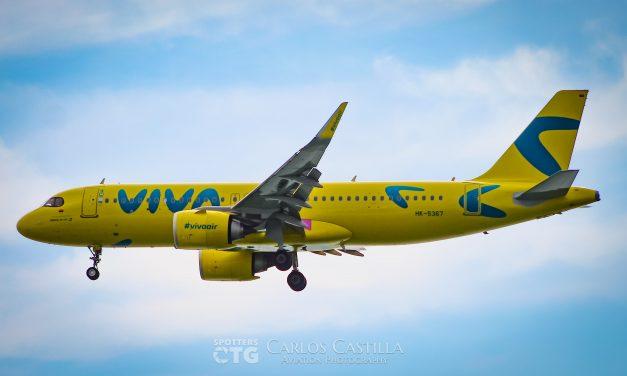 Viva agregará nuevas rutas desde Cartagena