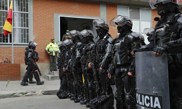 Se extreman medidas de seguridad por las marchas del 7 de agosto