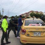 Policía refuerza protección antirrobo en Barranquilla