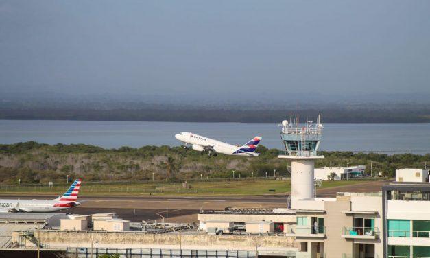 Aeropuerto Rafael Núñez movilizó 432.019 pasajeros en julio