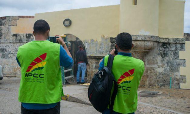 IPCC abre investigación por las intervenciones del Fuerte de San Sebastián
