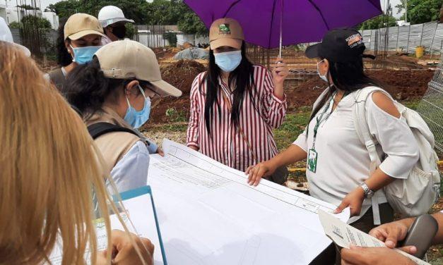 Grupo Élite de Cardique intensifica inspecciones a las construcciones de Turbaco