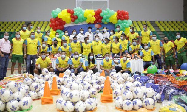 Iderbol lanzó sus nuevos programas institucionales en pro de la comunidad