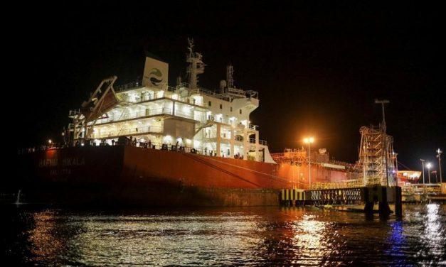 Segundo buque con gasolina arribará a Barranquilla: Minminas
