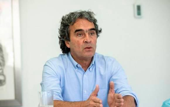Fiscalía presentará acusación contra precandidato Sergio Fajardo