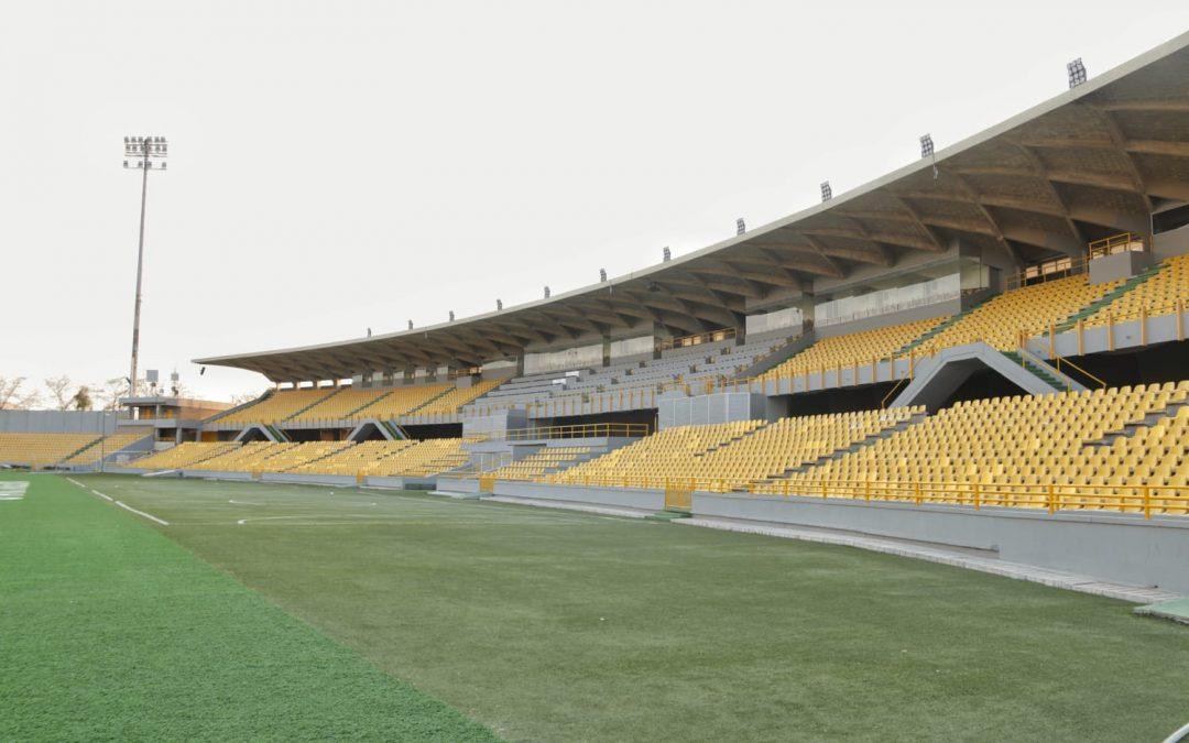 Cartagena está lista para recibir público en las tribunas deportivas