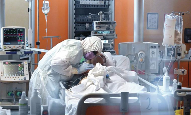 Nueve personas mueren en hospital debido a daños en tuberías de oxígeno
