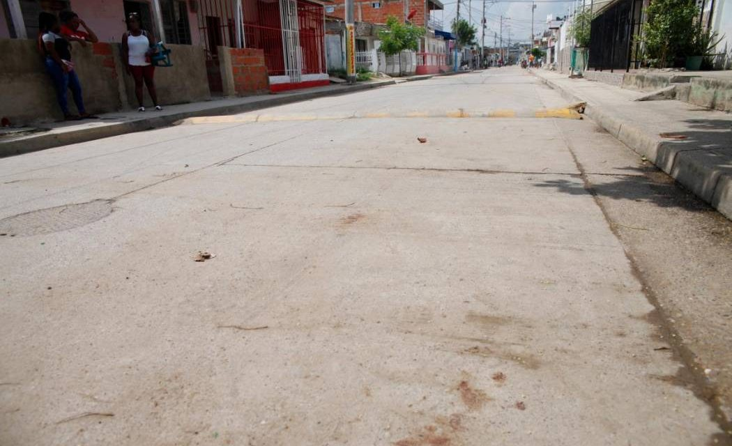 En medio de un presunto intento de robo, joven es asesinado en La Candelaria