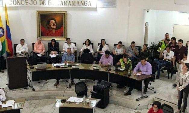 Concejo de Bucaramanga gastó más de $500 millones sin tener presupuesto durante 2020