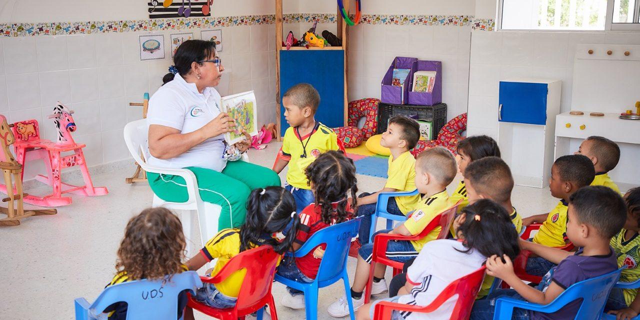 Más de 10 mil cupos para grado transición en colegios públicos