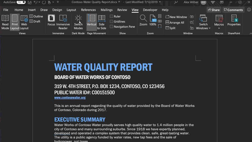 Conozca cómo funciona la nueva versión de Microsoft Office