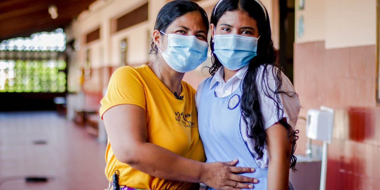 Alumnos desde los 12 años recibirán vacuna contra el COVID-19 en Barranquilla
