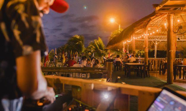El Muelle: playa, dj´s y cocina de autor